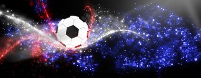 Football Heaven France Royalty Free Stock Images