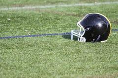 Football-Helm Stockbilder