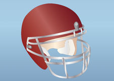 Football helmet Stock Images