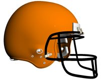 Football Helmet stock illustration