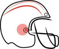 Football Helmet Royalty Free Stock Images