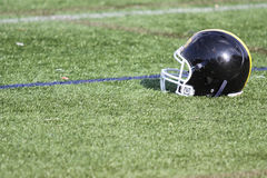 Football Helmet Stock Images