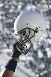 Football Helmet Grunge Royalty Free Stock Image