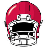 Football Helmet Royalty Free Stock Images