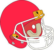 Football Helmet Vector Design Clipart Royalty Free Stock Images