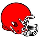 Football Helmet Stock Photos