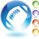 Football Icon Royalty Free Stock Photo