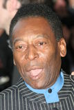 Football icon Pele Royalty Free Stock Images