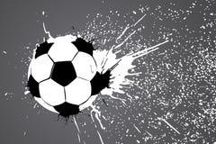 Football illustration Royalty Free Stock Photography