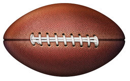 Football Illustration. Digital illustration of a football without stripes Stock Images