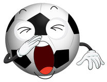 A football Stock Images