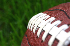 Free Football In Grass Royalty Free Stock Photography - 1243347