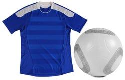 Football items. Stock Photos