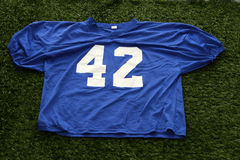 Football Jersey Stock Images