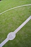 Football kickoff Royalty Free Stock Photography
