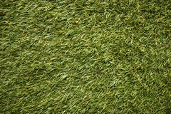 Football lawn texture, golf course, trimmed lawn, green well-groomed grass stock images