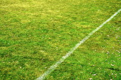 Football lines Stock Images
