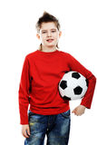 Football lover Stock Images