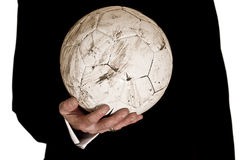 Football manager Royalty Free Stock Image