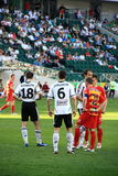 Football match Stock Photos