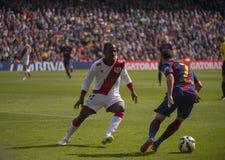 Football Match Episode Stock Photography