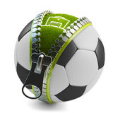 Football match game and sport concept Stock Photo