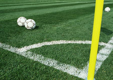 Football moments Stock Photography