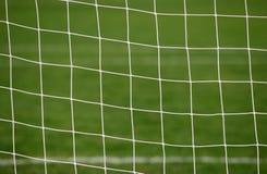 Football net Royalty Free Stock Photography