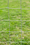 Football net Stock Image