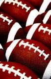 Football pattern Stock Photography