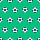 Football pattern Stock Photos