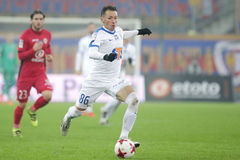 Football: Piast Gliwice - Lech Poznan Stock Photography