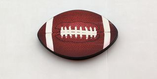 Football Pigskin Stock Image