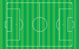 Free Football Pitch Royalty Free Stock Photography - 13941907