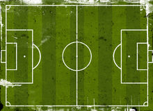 Football pitch stock images