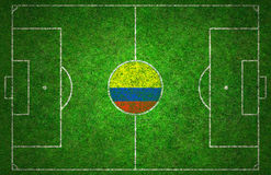 Football Pitch Stock Photos