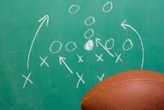 Football Play Stock Photography