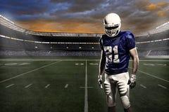Free Football Player Stock Image - 32388641