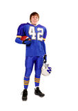 Football Player Stock Image