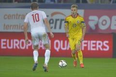 Football player - Alexandru Maxim Stock Photo