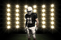 Football Player Stock Photos