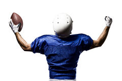 Football Player Stock Photography
