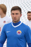 Football player of FC Illychivets Stock Photos