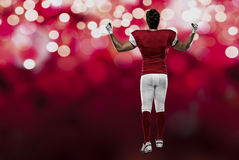 Football Player Royalty Free Stock Images