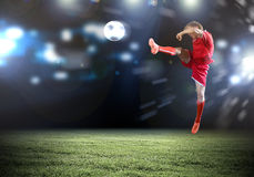 Football player Royalty Free Stock Image