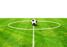 Football playground Royalty Free Stock Photo