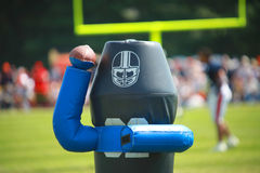Football practice Royalty Free Stock Images