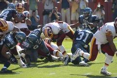 Football professionnel de NFL Photos libres de droits