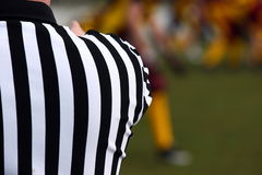 Football referee Royalty Free Stock Photos