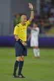 Football referee, Sergei Karasev Royalty Free Stock Photo